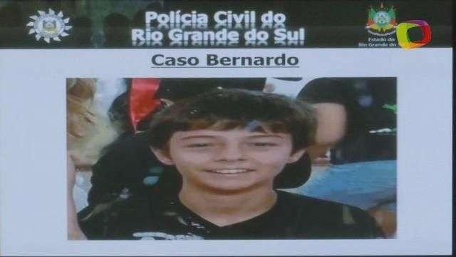 Áudio mostra Bernardo pedindo socorro e falando de agressão