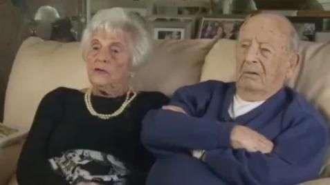 Casados há 80 anos, idosos falam sobre história de amor