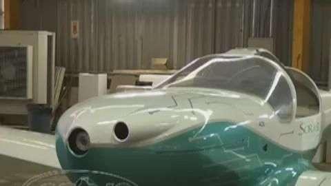 Avião elétrico começa a ser testado no Paraná