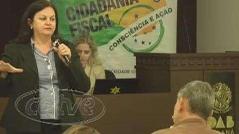 Representantes de Observatórios Sociais realizam evento em Cascavel