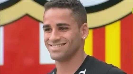 El brasileño Douglas Pereira llega al FC Barcelona