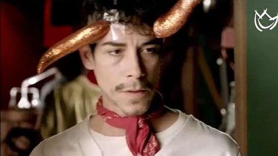 Cantinflas habla con la 'Z'