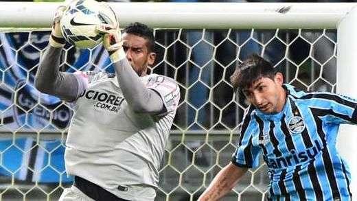 Racismo: Santos teme por jogo da volta contra o Grêmio