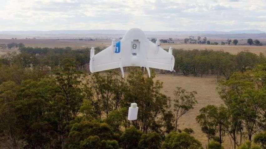 Google revela el prototipo de su drone para entregas