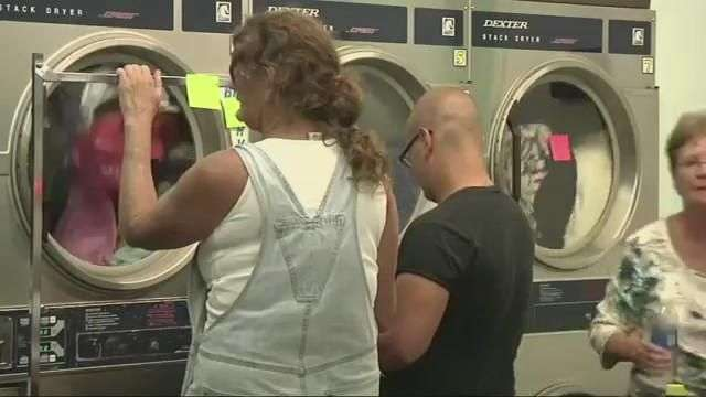 Laundry Love: Helping Others by Washing Clothes