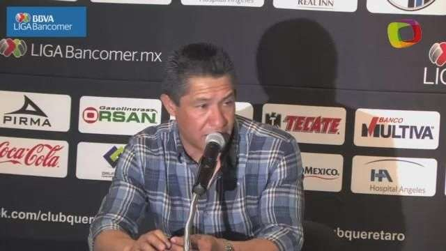 Jornada 7,  Ignacio Ambríz, Querétaro 0-1 Monterrey, Apertura 2014