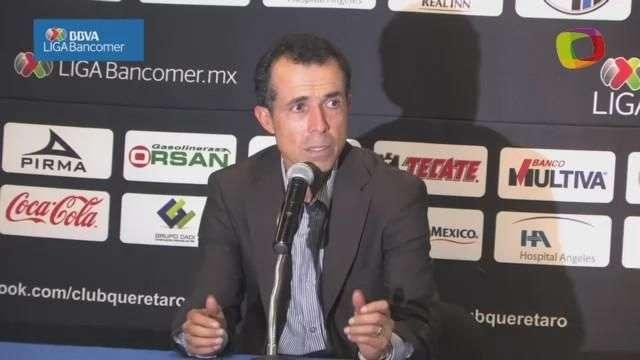 Jornada 7, Carlos Barra,  Querétaro 0-1 Monterrey, Apertura 2014
