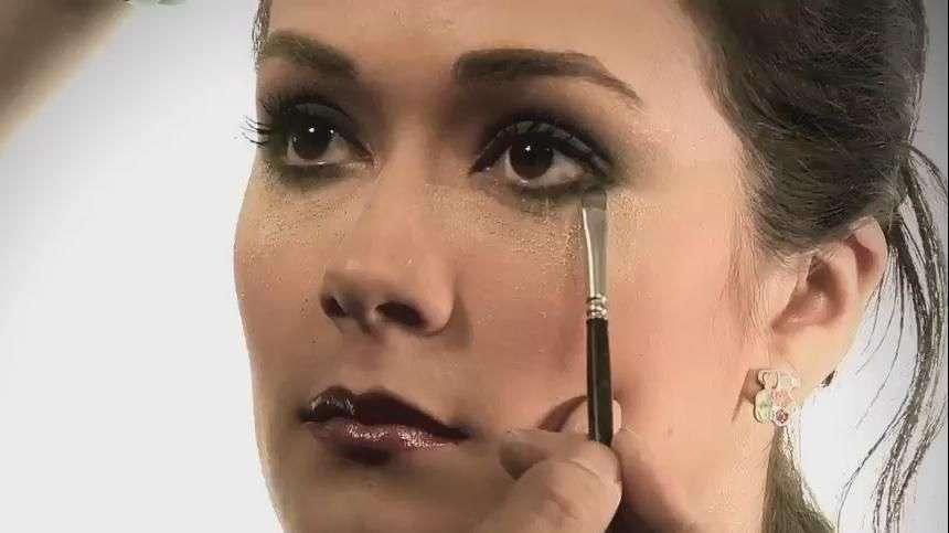Cómo pasar de un maquillaje del día a la noche