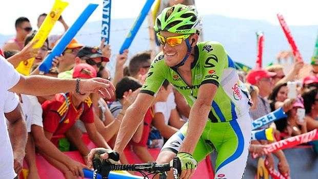 Primera fuga con éxito en la Vuelta, etapa 7 para Marchi