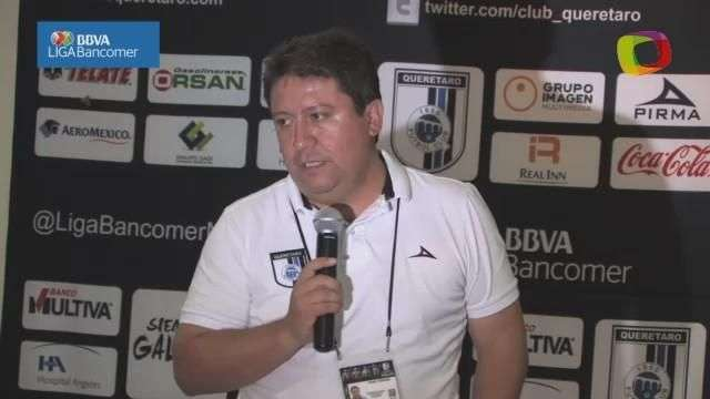 Jornada 7 Querétaro 0-1 Monterrey, Apagón en El estadio Corregidora