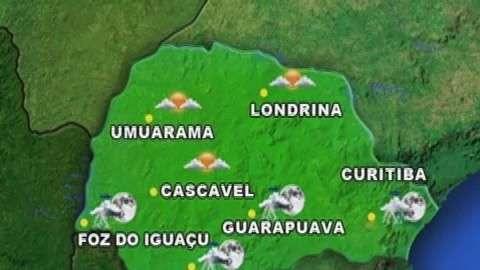Previsão do Tempo Cascavel/Paraná