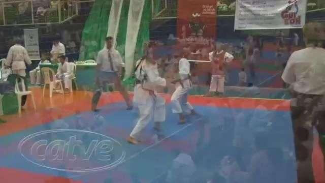Cascavel recebeu final do Campeonato Paranaense de Karatê