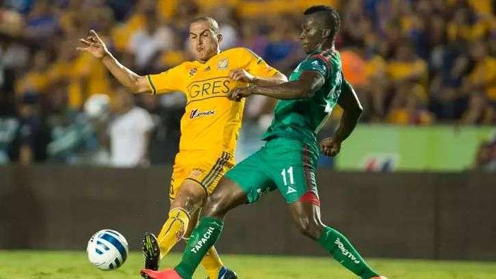 Jornada 7, Tigres 0-2 Jaguares, Liga Mx, Apertura 2014