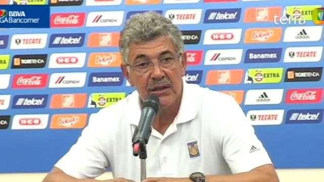 """""""Tuca"""" Ferretti admite desesperación de sus jugadores ..."""