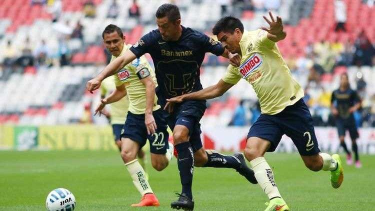 Jornada 7, América 0-1 Pumas, Liga Mx, Apertura 2014