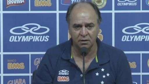 Marcelo Oliveira diz que de vez em quando um susto é bom