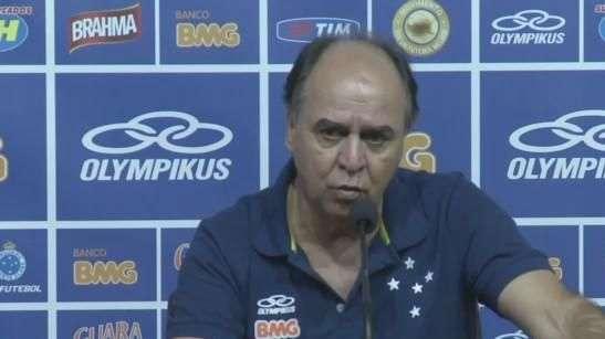 Marcelo Oliveira vê Cruzeiro atual melhor do que o de 2013