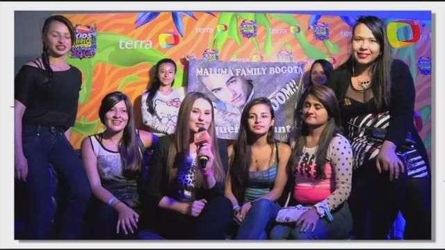 Los niños también fueron protagonistas en los KCA Colombia