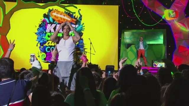 Maluma: Hicimos historia con los Kids Choice Awards
