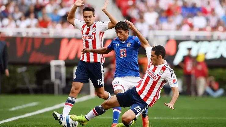 Jornada 7, Chivas 0-0 Cruz Azul, Liga Mx, Apertura 2014