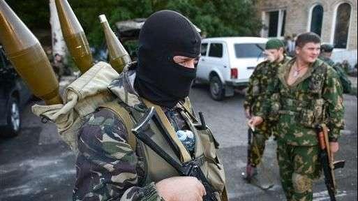 Prorrusos preparan ofensiva en Ucrania