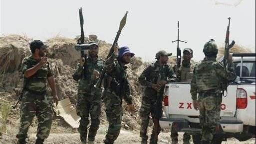 El ejército iraquí rompe cerco yihadista