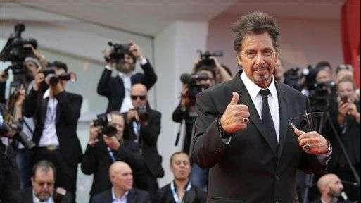 La resurrección de Al Pacino en Venecia