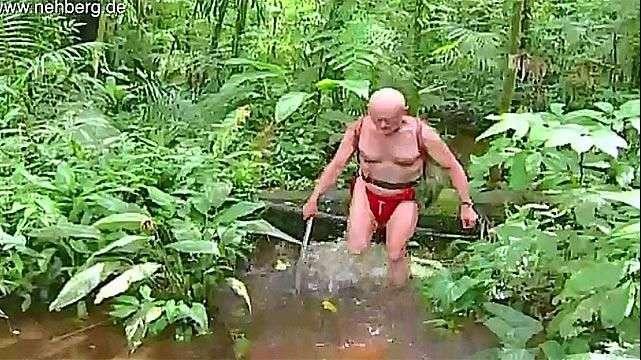 El abuelo alemán de las aventuras extremas