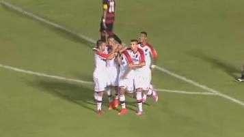 Brasileirão 2014: veja os gols de Vitória 1 X 2 Flamengo