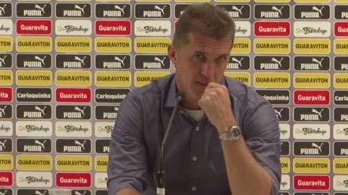 Mancini revela tática para vencer o Santos no Maracanã