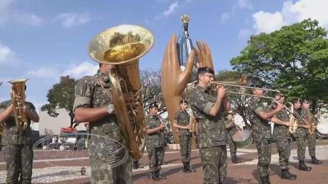 Semana da Pátria é aberta oficialmente em Cascavel