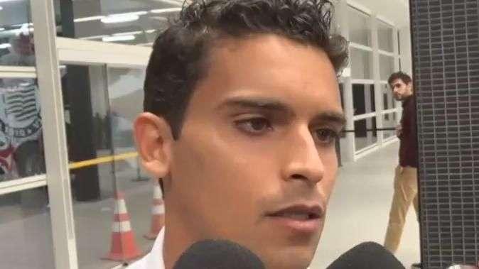 Por árbitro, Jean lamenta pontos perdidos pelo Fluminense