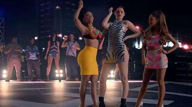 Bang Bang lo nuevo de Jessie J, Ariana Grande, Nicki Minaj