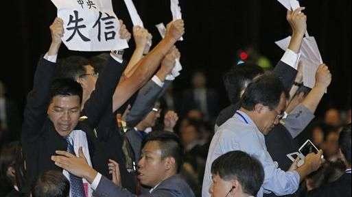Hong Kong se rebela contra Pekín