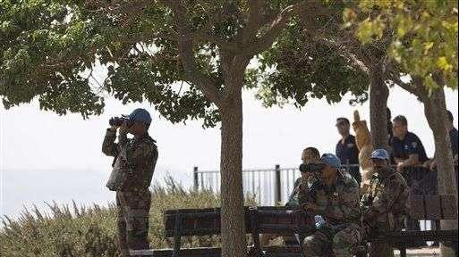 Combates entre sirios e insurgentes se aproximan a Israel