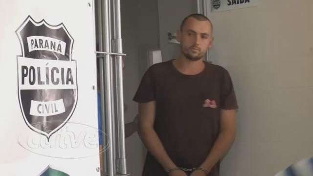Polícia prende homem acusado de latrocínio