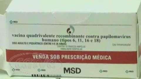 Em Cascavel doses da vacina contra o HPV ainda não estão disponíveis