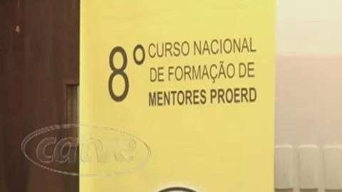 Coordenadores do Proerd participam de treinamento em Cascavel
