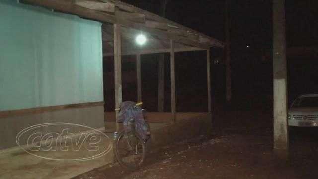 Família é feita refém em assalto a bar de Cascavel