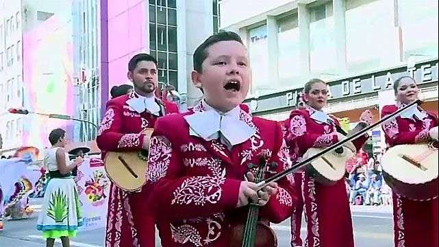Realizan en México Festival Internacional de Mariachis