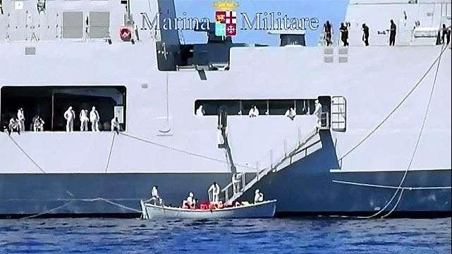 Rescatan a casi 4.000 inmigrantes de las costas italianas