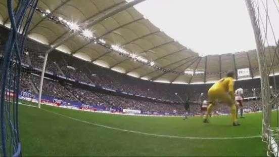 Veja lances de Hamburgo 0 x 3 Paderborn pelo Alemão