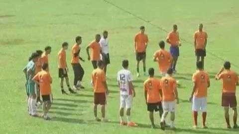 Futebol: CCR enfrenta o Foz em amistoso no Olímpico