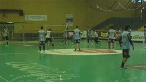 Futsal: após vitória contra o Ampére, jogadores voltam aos treinos