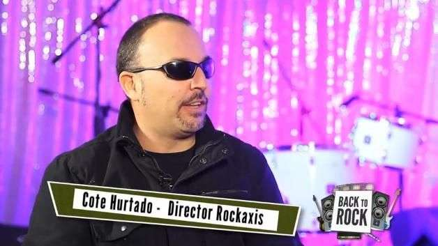 Back to Rock:  Cote Hurtado - Fred Durst - Metal Fest 2014