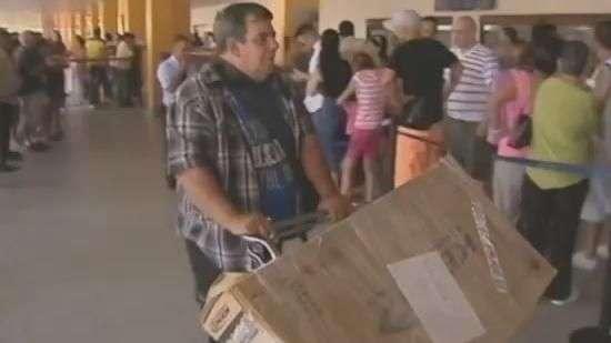 Cuba dificulta a entrada de produtos importados no país