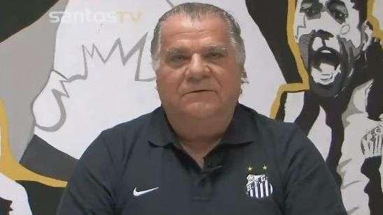 """Santos elogia Oswaldo em demissão: """"gentil e cavalheiro"""""""
