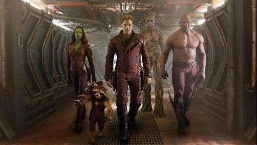 """""""Guardians of the Galaxy"""" vuelve a ser la más vista en EE.UU."""