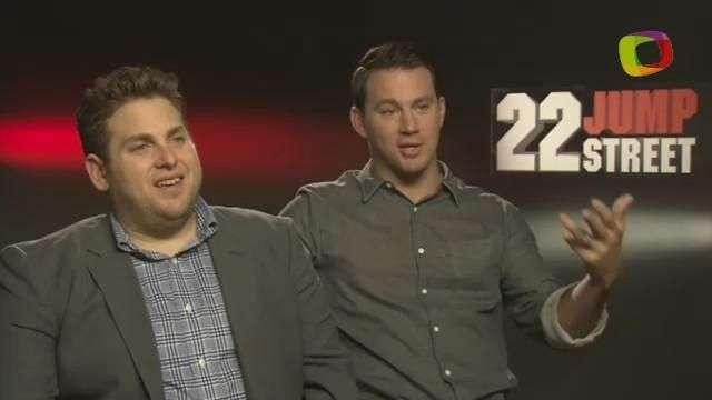 Channing Tatum e Jonah Hill falam sobre 'Anjos da Lei 2'