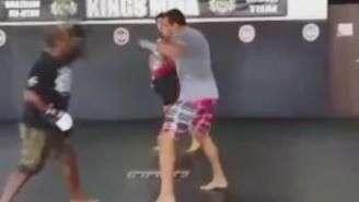UFC: Velásquez que se cuide! Werdum mostra potência em treino